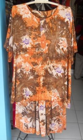 baju daster batik murah