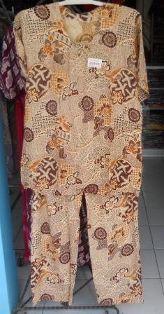 daster batik big size