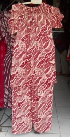 daster batik indonesia
