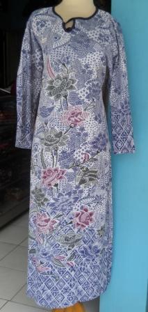 daster batik panjang