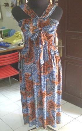 Dress - Ibu Kapti 081548776197