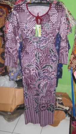 produsen baju daster batik panjang