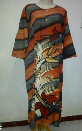 Longdress Batik - kapti 081548776197